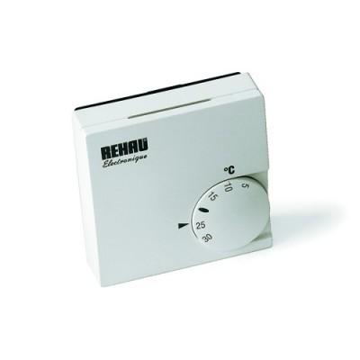 Thermostat d'ambiance classique REHAU