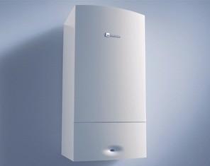Chaudière à condensation Murale E.L.M Leblanc MEGALIS nue 22kW h867x l400mm
