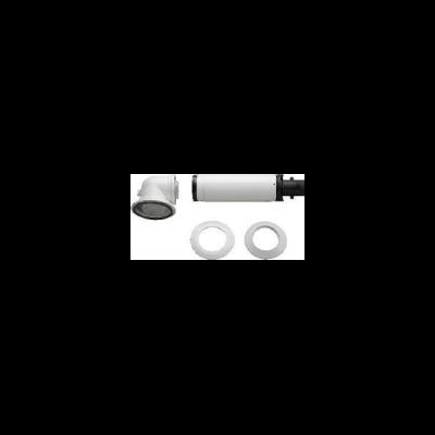 Terminal horizontal 60/100 condens azb1348