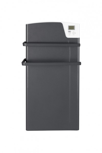 Sèche-serviette électrique Kea soufflant 1400w gris ardoise