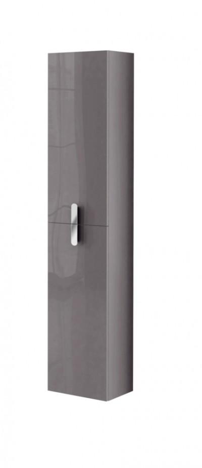 Colonne 2 portes réversibles New Anco galbé - Anthracite - Anconetti