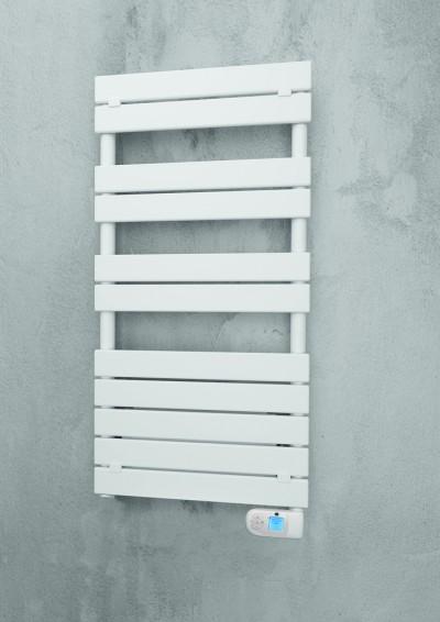 Sèche-serviette lame droite Ancodesign électrique 750W