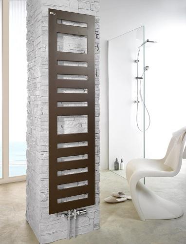 Radiateur salle de bain design